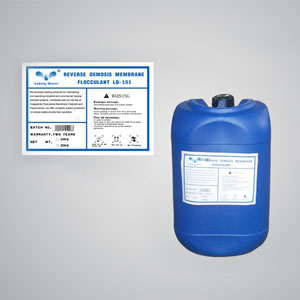 LD151反渗透膜阻垢/分散剂 两倍浓缩液 酸性