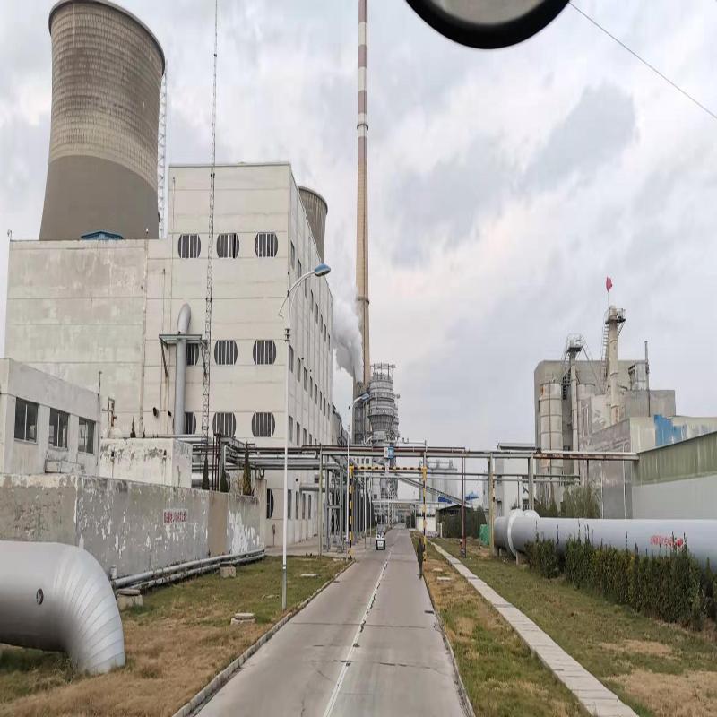 山东华能集团某电厂热网阻垢剂使用现场
