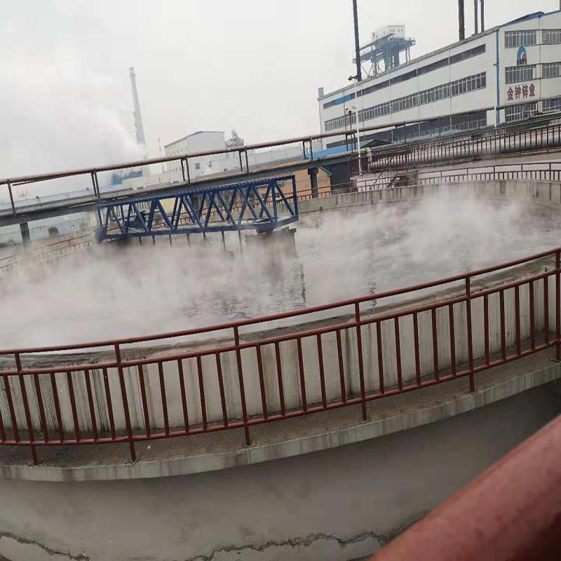 国电某电厂缓蚀阻垢剂使用现场