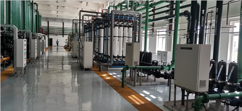 哈伦能yuan有限责任公司热电联产项目