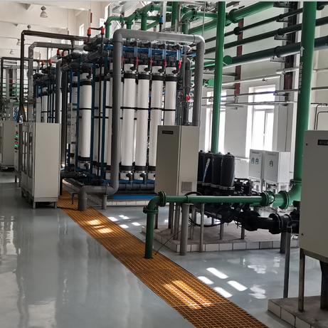 哈伦能源有限责任公司热电联产项目